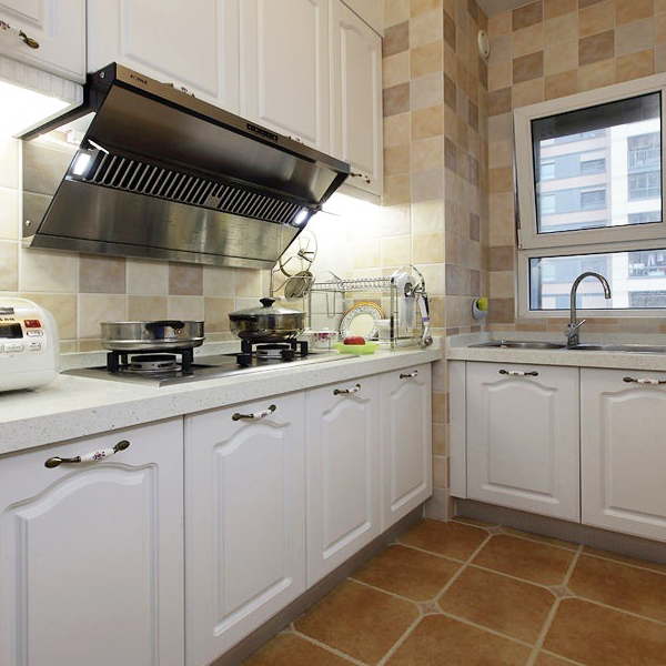 简约田园欧式美式厨房墙砖 卫生间厕所瓷砖阳台防滑地砖仿古砖300