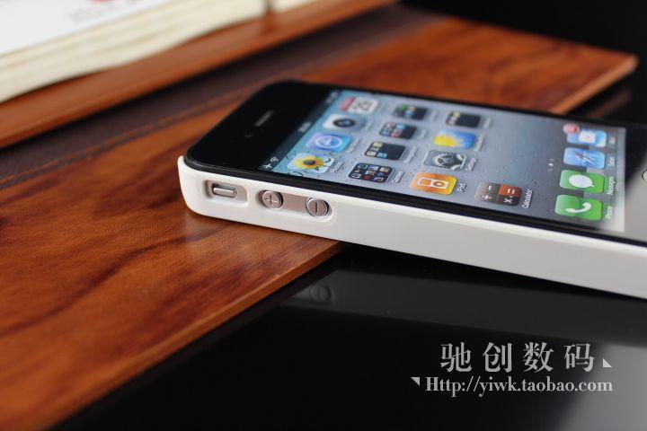 Apple чехол Качим 4S iphone4 телефон случай iPhone 4 случае горный хрусталь шипованных рукав скраб снарядов 镶钻满天星