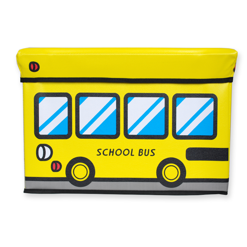 Цвет: Желтый школьный автобус
