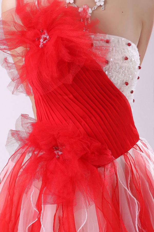 Вечернее платье Ousuobeier OS/136 2013 OS-136 Ousuobeier Весна 2013 Средней длины (76-90см)