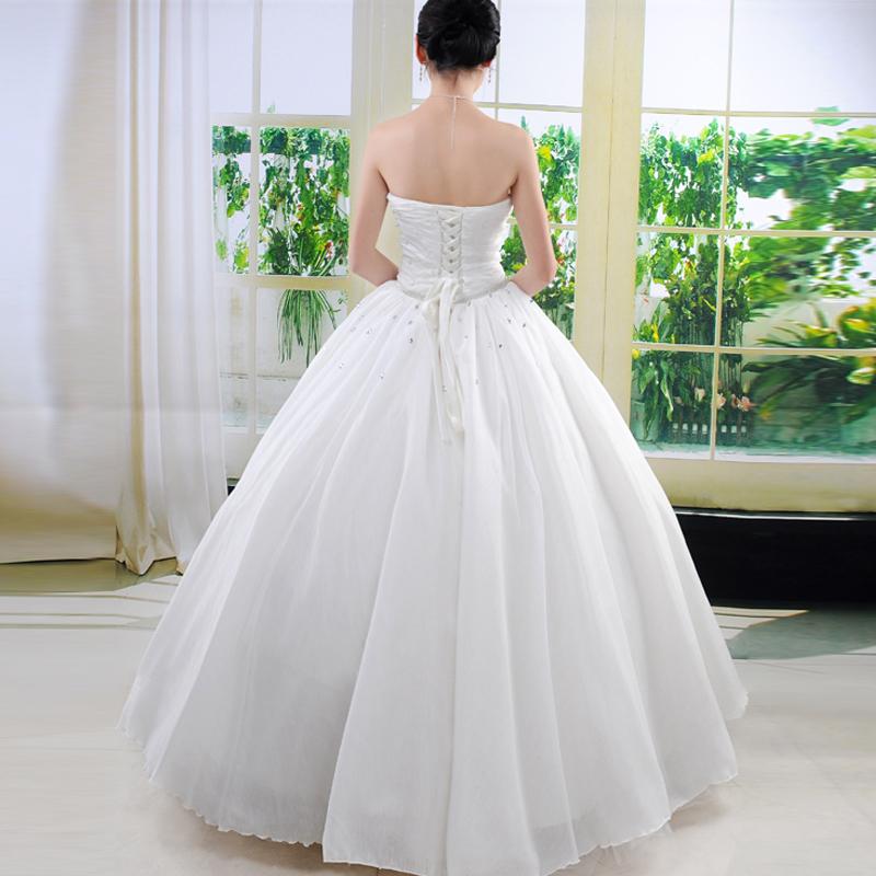 Свадебное платье Honey marriage HS /91 2012 HS--91 2012 Органза Принцесса с кринолином Корейский