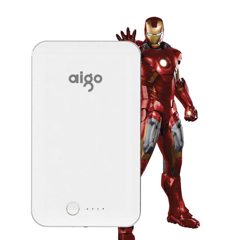 Аккумулятор Aigo E100 Iphone5s 10000 10001mah-15000mah Универсальный тип