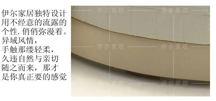 кровать Простые современные ткани кровать Кинг-сайз моды кожа татами постели круглый двойной континентальной обивка кровати