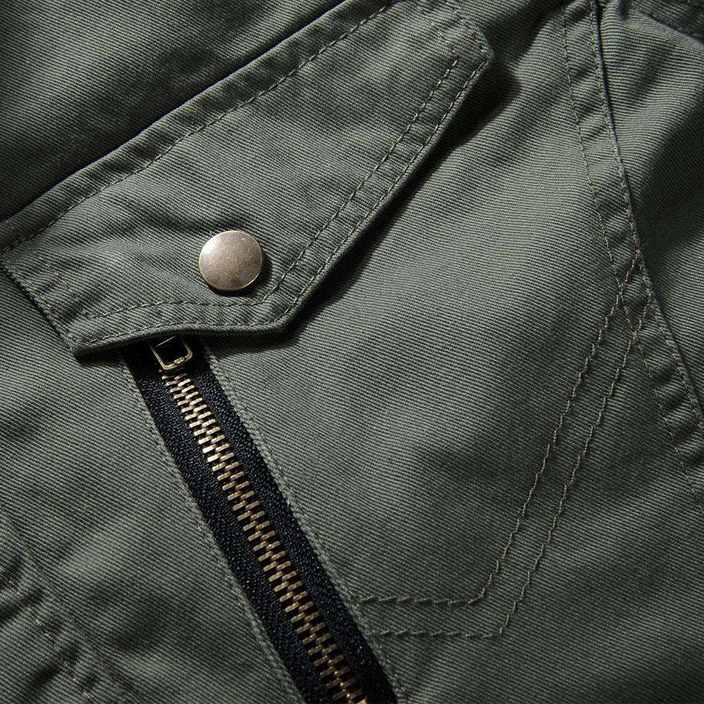 Куртка Dpx Workshop jk16 DPX Хлопок Воротник с капюшоном Молодежная одежда для отдыха