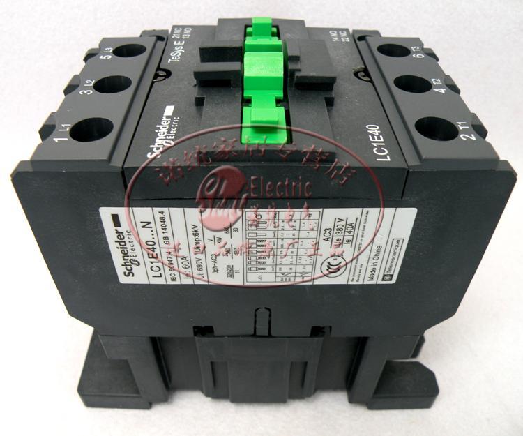 Реле электромагнитное Schneider electric  LC1E40M5N LC1-E40M5N