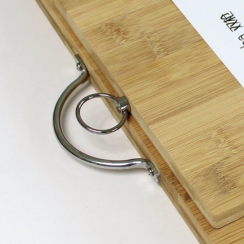 Разделочная доска Spear 6921988338067 Квадратной формы Бамбук Один предмет