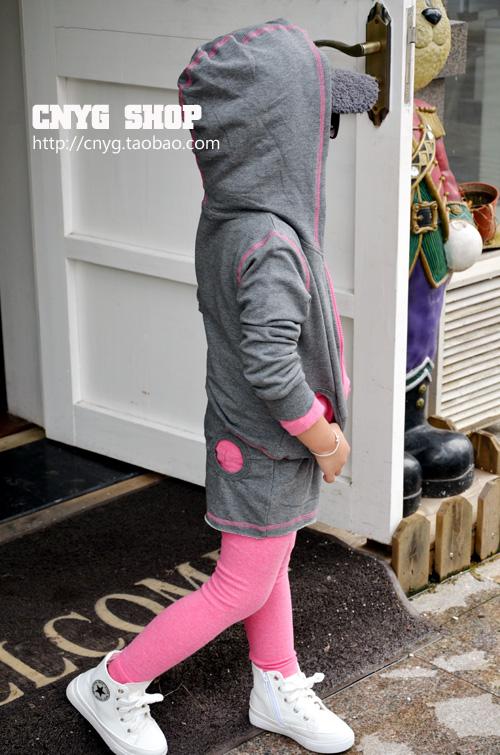 детский костюм No 1162 Для отдыха Смешанная ткань Весна-осень Унисекс