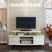 电视柜 现代欧式简约电视柜 美式组合木质电视柜 多功能矮柜套装