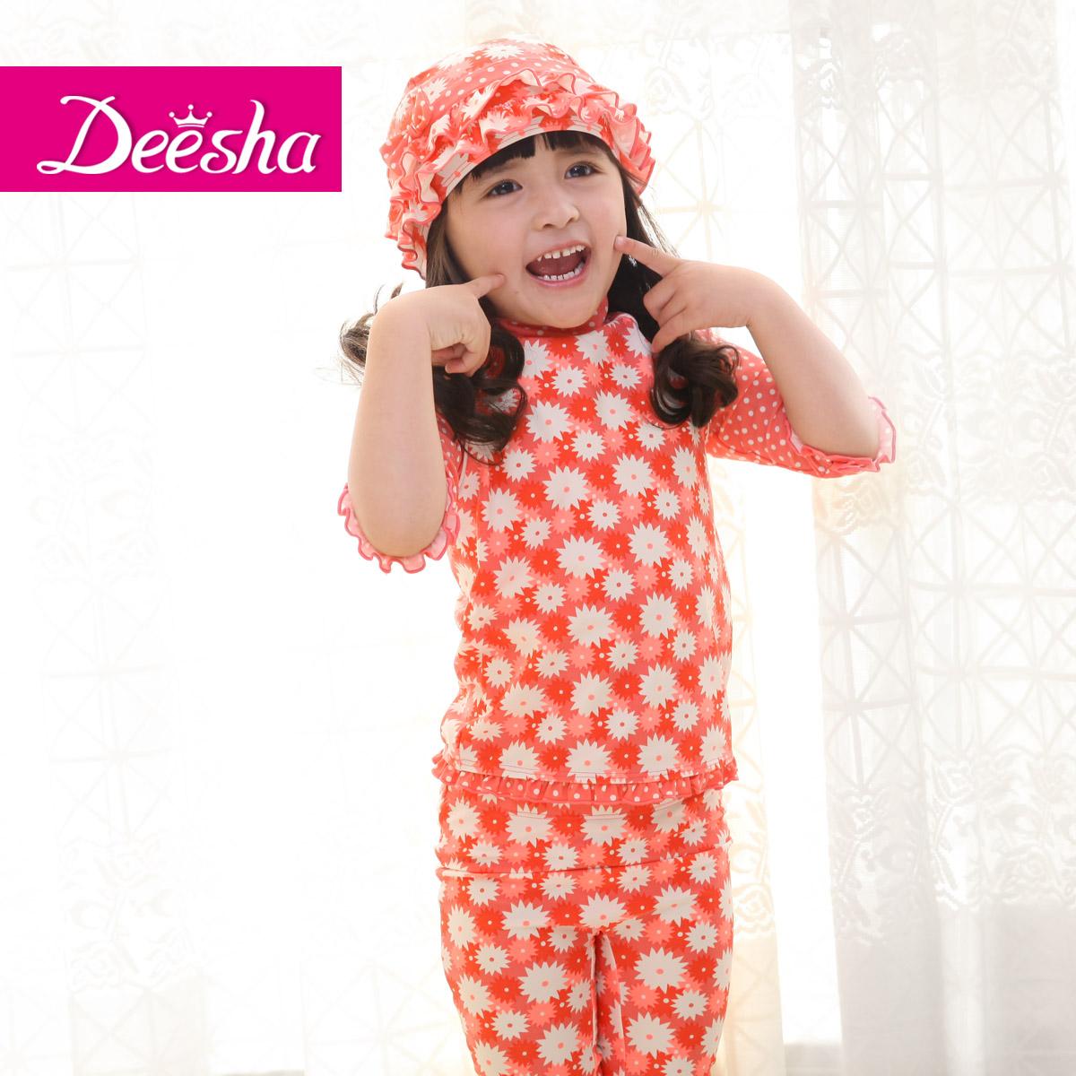 Детский купальник DEESHA 2014 Девушки
