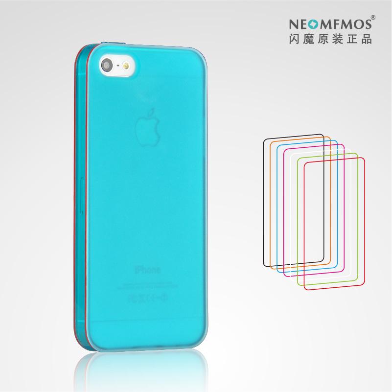 Цвет: Бесплатно для iPhone5--голубой кристалл