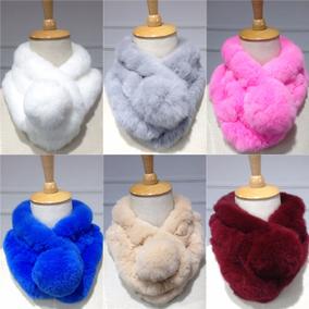 包邮亲子款韩国儿童獭兔围巾冬季皮草女童加厚三管球真毛兔毛围脖