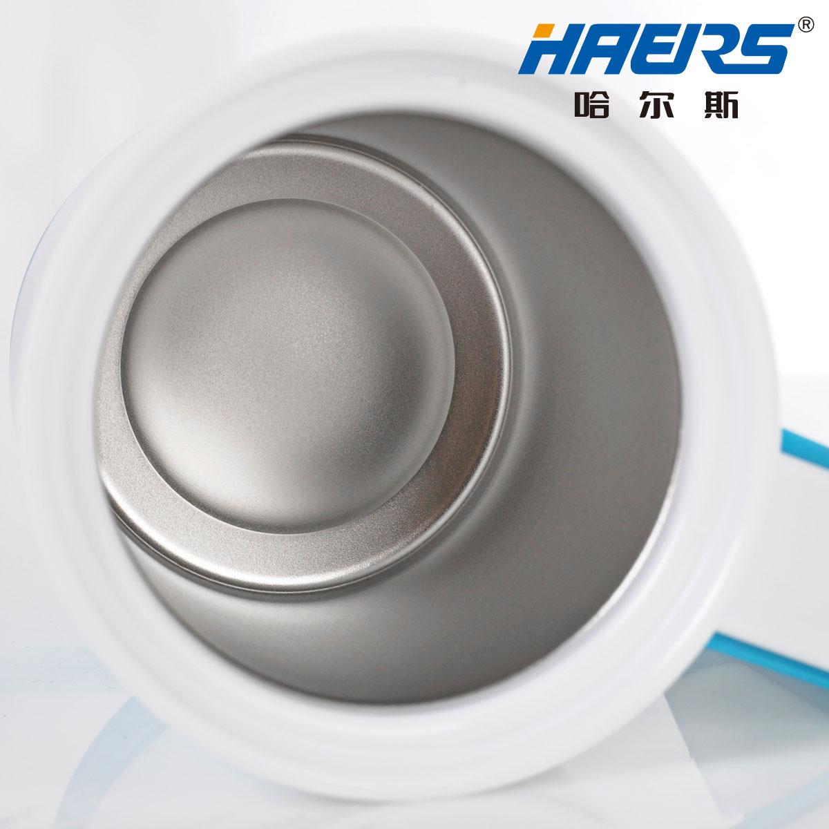 Термос/термочашка Hals DJ OL LBG-250 Из нержавеющей стали 304 Для офиса С ручкой