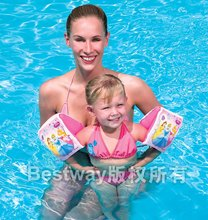 Bestway Disney Authorized Princess (Princess) 3-6-year-old Girl Favorite Inflatable Arm Ring 91041