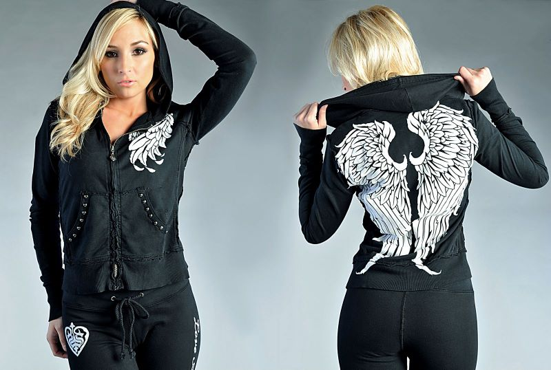 Женская Одежда С Крыльями На Спине Купить