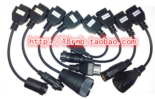 Автоинструменты   Cables For AUTOCOM CDP For Trucks Autocom