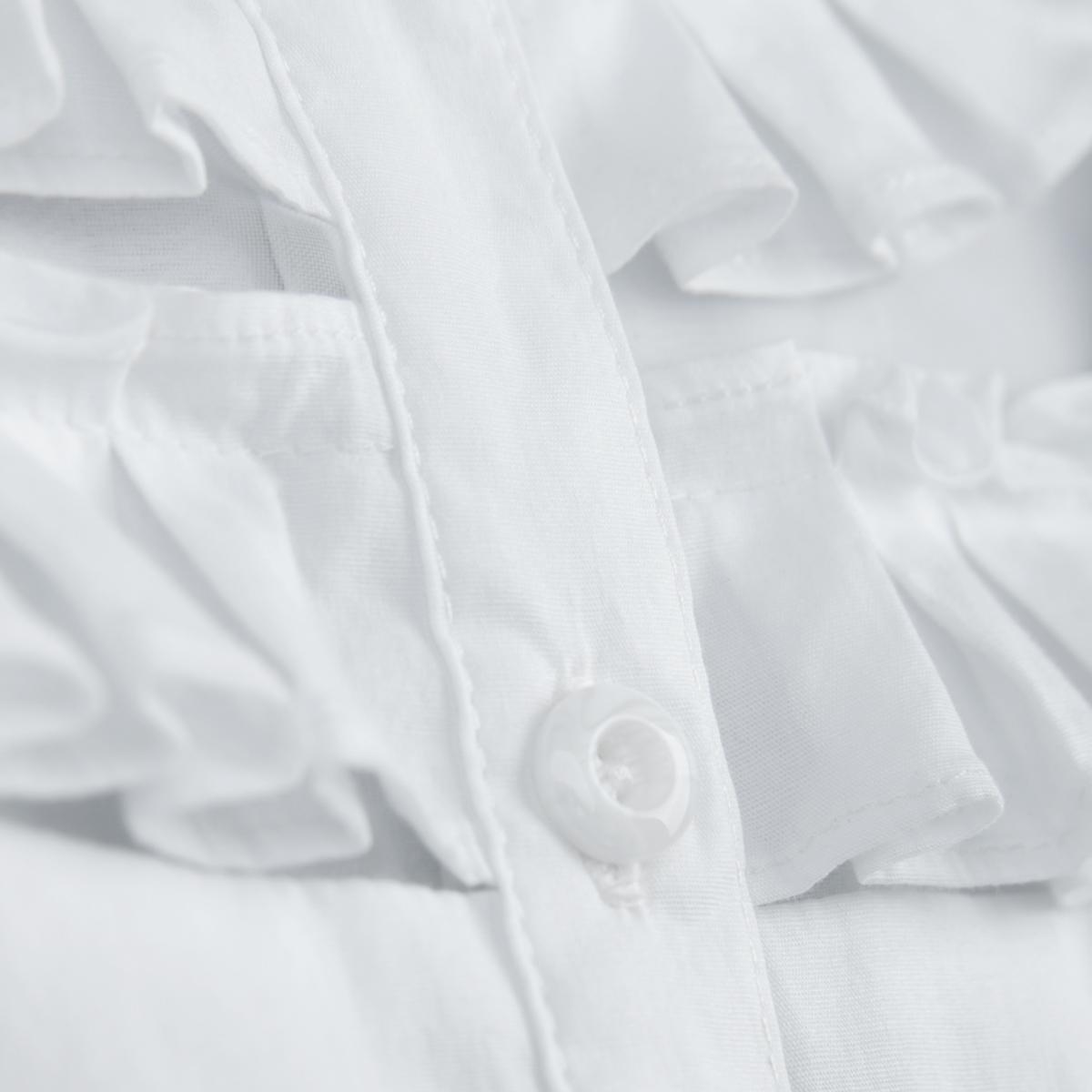 женская рубашка OSA sc00403 O.SA OL Casual Однотонный цвет