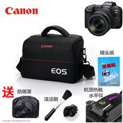 佳能200D II二代 100D相机包 EOS R RP R5微单反轻便携单肩摄影包