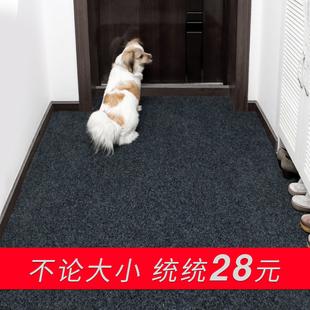 入户门防滑地垫门口门垫脚踏垫进门吸水脚垫家用厨房客厅卧室地毯
