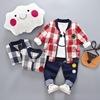 宝宝春装套装2019男童两件套4薄款5儿童男孩衣服小童童装3岁2