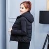 冬季棉袄女2018小棉衣短款宽松大码加厚保暖羽绒棉服外套