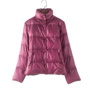 天系列 秋冬女装库存短款轻薄羽绒服白鸭绒时尚保暖 外套