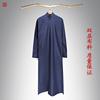 民国风长袍马褂男士长衫中式伴郎服评书小品相声大褂快板演出服装