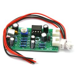 微音拾音器模块 降噪集音器话筒放大高灵敏度话放成品板