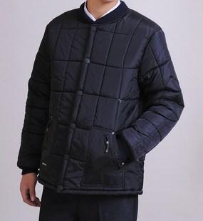 中老年棉衣男父亲装棉袄男土贴身内套外穿保暖小棉袄爷爷加厚棉服