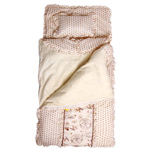 Song songs autumn and winter sleeping bags baby sleeping bag baby kick-proof of  baby child sleeping bags