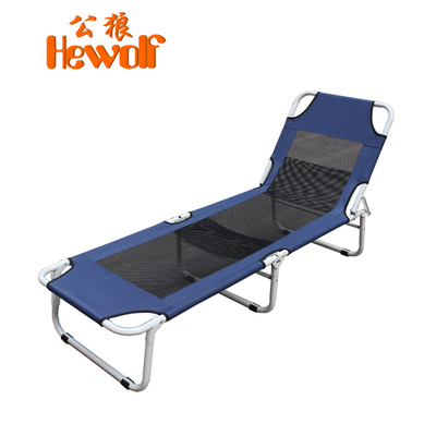Hewolf / male wolf beach bed folding bed single bed office nap bed camp bed siesta bed 1148