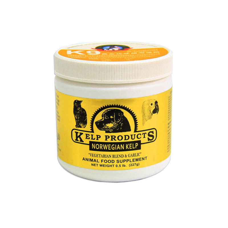 美国k9 黄金优味海藻粉 宠物美毛 改善毛质 原装进口