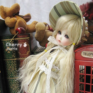 Cherry Castle 1/6 size girl baby doll [Lily]