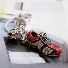 百变女生 韩国进口 高仿真足球 球鞋 包包挂件,包邮:7102