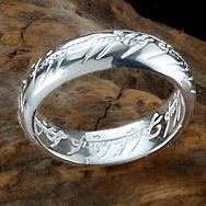 Кольцо Long silver DS 002 925