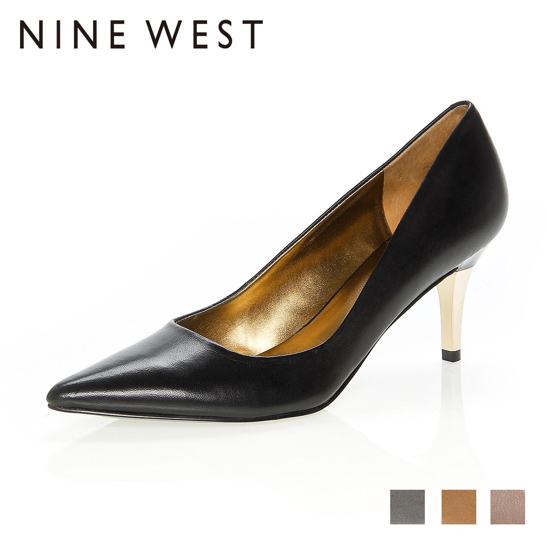 туфли Nine West nwanticing 990 Тонкий каблук Верхний слой из воловьей кожи