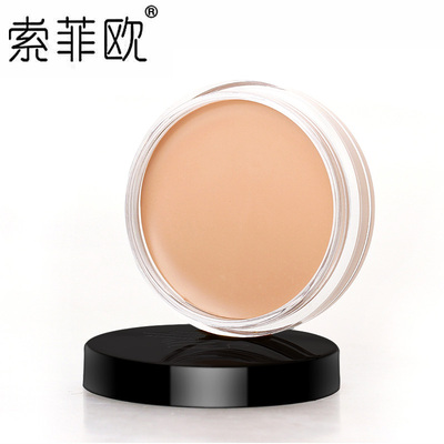 Suofei Ou sensitive scar concealer to cover freckles and acne 10g pouch perfect nude black eye makeup free shipping