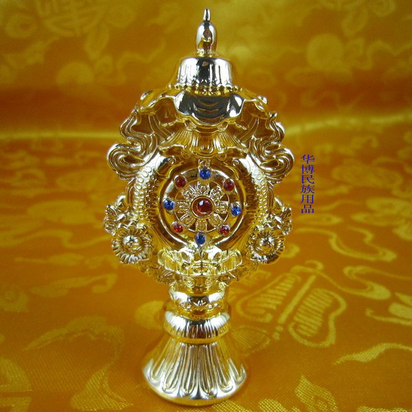 Ритуальная ваза Водолей на коллекции благоприятное сочетание сплава восьми восемь благоприятный, 730 g