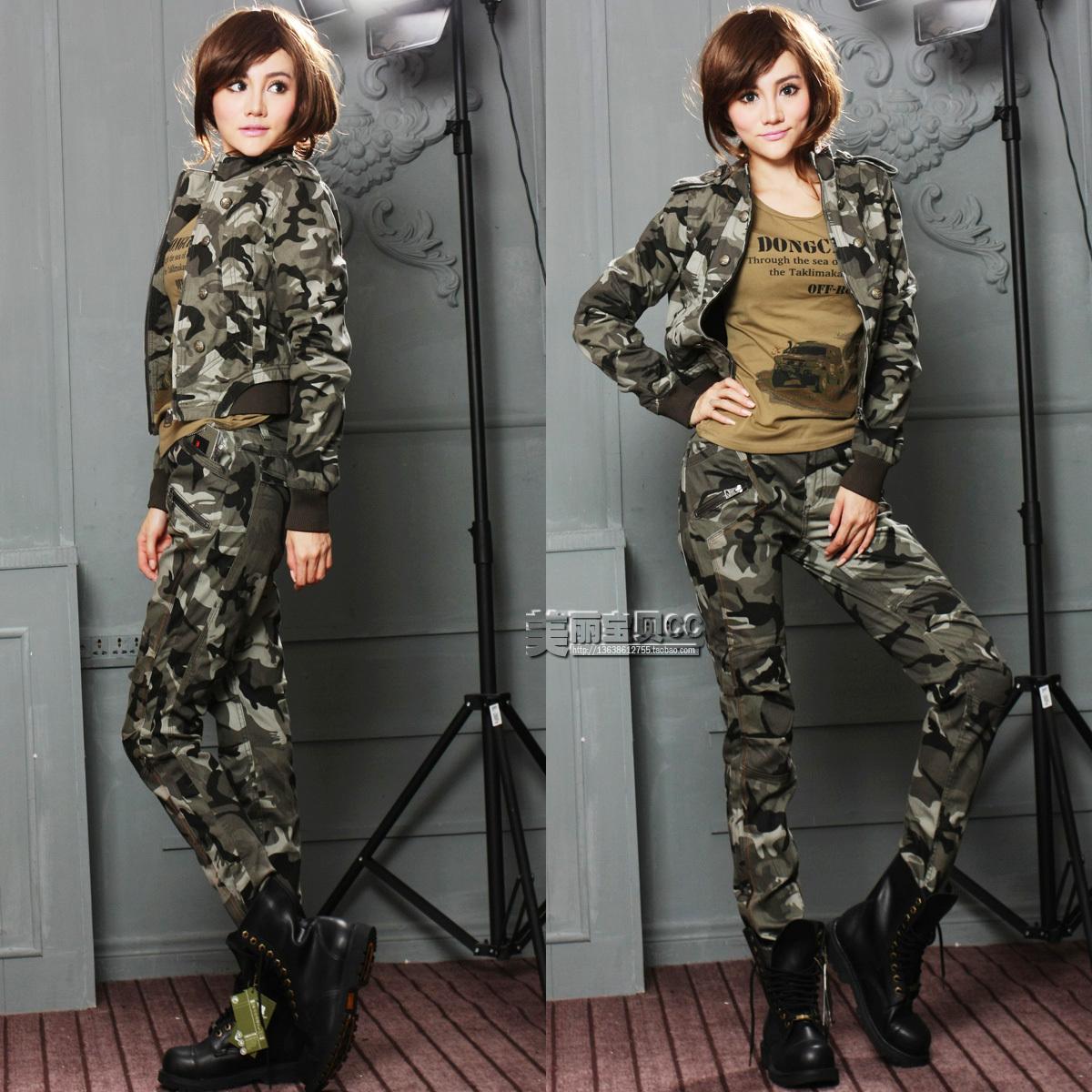 Брюки женские милитари купить доставка