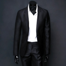 the married men suits slim wedding groom groomsmen business suit suit dress dress