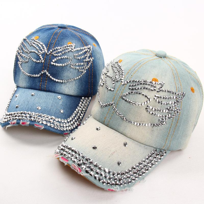 牛仔布 帽子图片
