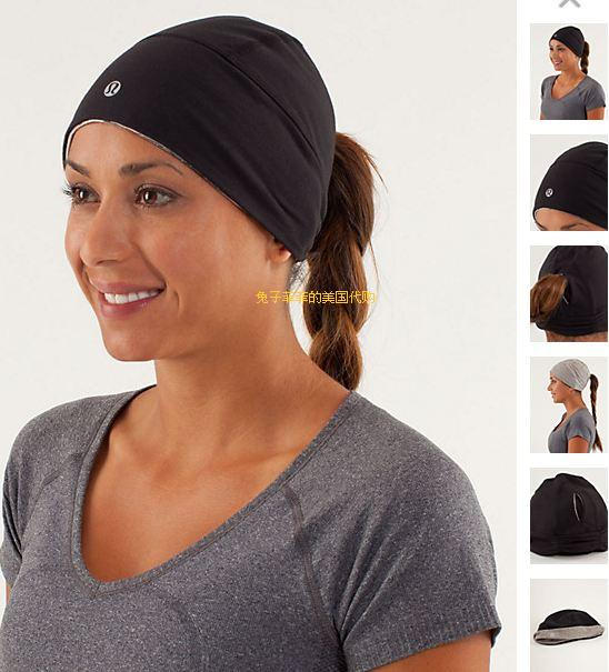 повязка на голову Lululemon  Brisk Run Toque