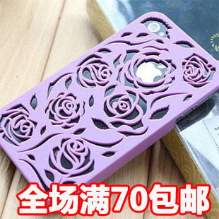 Apple чехол Rose hollow Iphone4 4s Rose hollow