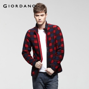 2012 new stock recommendation Giordano jacket men's health clothing in warm spell caused by polar fleece 01071902