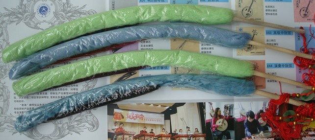 Кисть для барабанов Цин Чжэн, цитра brush щетка с размером две арфы цитра кисти пластиковые ручки кисти очистки панели