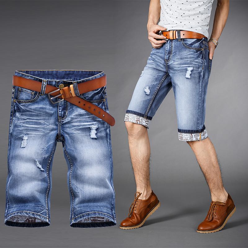 Как сделать шорты из старых джинс бермуды