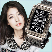 Suitable abundant package mail Korean hot money! Kimio Kimio simple personality hollow out bracelet watches ladies watches