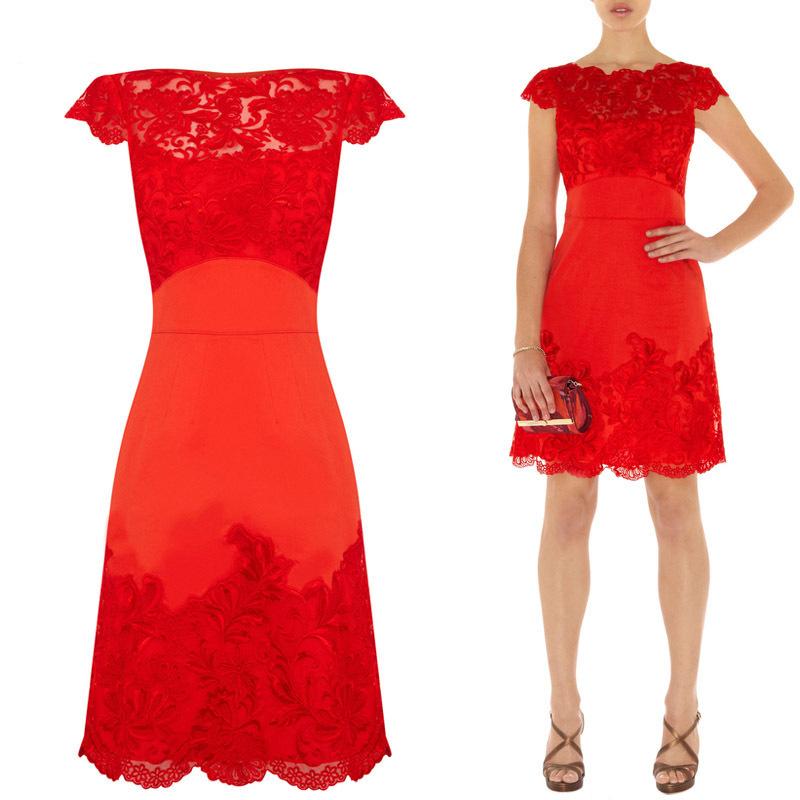 Вечернее платье 2013 Весна 2013 Средней длины (76-90см)