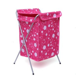 Oxford cloth folding clothes dirty clothes basket with lid basket laundry baskets storage baskets 1 kg package mail