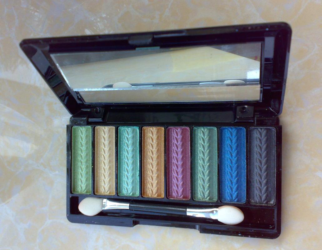 商城/其它化妆品品牌眼影八色及以上正常规格 彩妆香水美妆工具