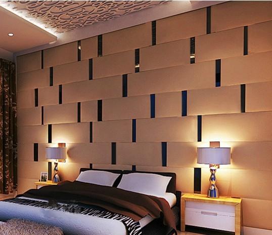 Мягкая фактурная ткань Мягкие ткани мягкие стены пакет мягкой кожи мягкая спинка стены выборочной установки декоративных материалов